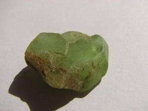 カンラン石(Olivine)ペリドット原石