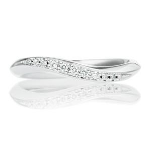 結婚婚約指輪を自宅でゆっくりフルオーダーのオリジナルデザイン_結婚指輪